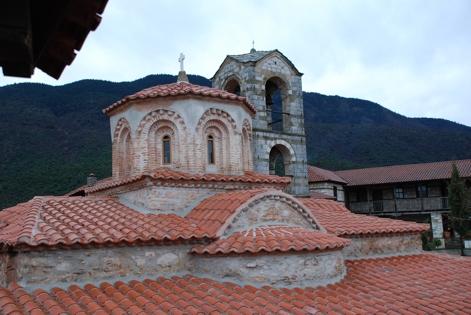Καθολικό Ιεράς Μονής Μεταμόρφωσης Του Σωτήρος Ζαβορδας Γρεβενών